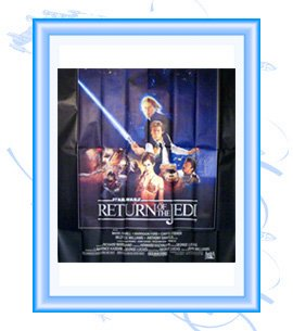 "Return of the Jedi Style ""B"" Six-Sheet"