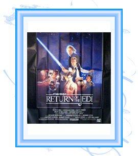 "Return of the Jedi Style ""B"" Six-Sheet"